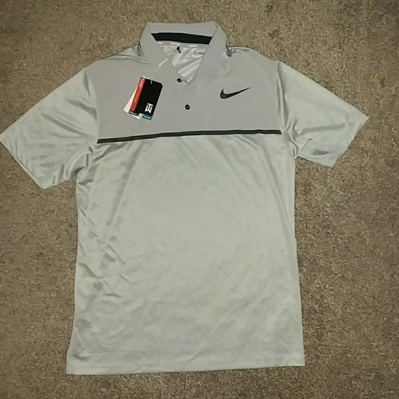Playa túnel Explicación  Nike Shirts | Mens Nike Golf Polo Tiger Woods Collection | Poshmark